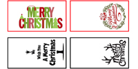 kerstwens-label